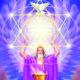 De olie omringt met de stralen van Melchizedek en beschermt. Verhoogt je energie systeem. Werkt grondend. Fijne olie om je mee te omringen als je mediteert.