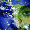 mother earth from essence of pure light