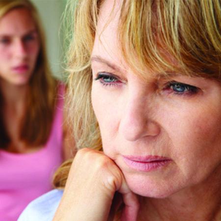 Mevrouwtje Overgang: een natuurzuiver hulpmiddel als je last hebt van overgangsklachten of PMS.