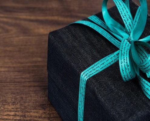 verjaardagscadeau van de Groene Linde voor vaste klanten