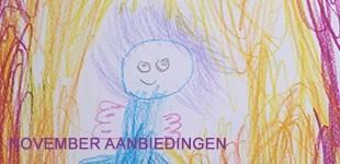 Banner gemaakt door Thijmen Geurts over de Engelen