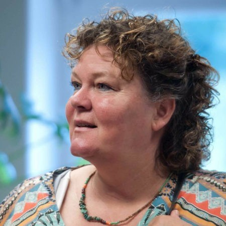 Marianne Leeuwrik - Kolijn founder van de Groene Linde