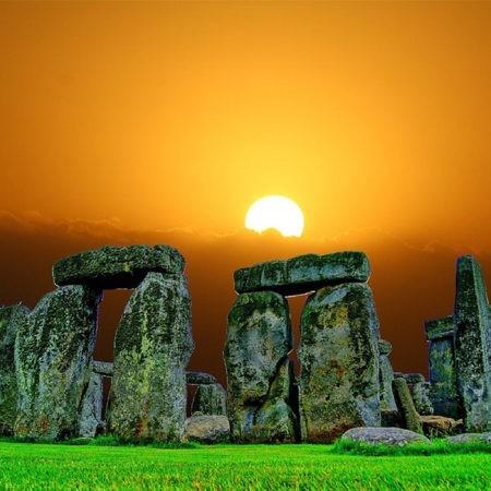 Stonehenge, echte healer van oude trauma's