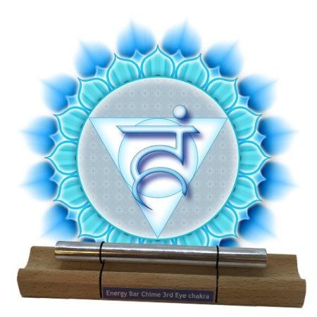 Energybar Derde Oog Chakra voor een herstel van de balans in 6e Chakra