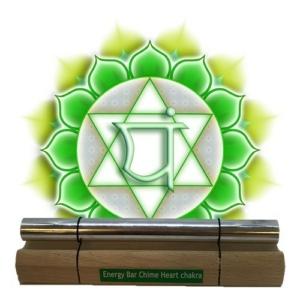 Energybar Hart Chakra voor een herstel van de balans in 4e Chakra