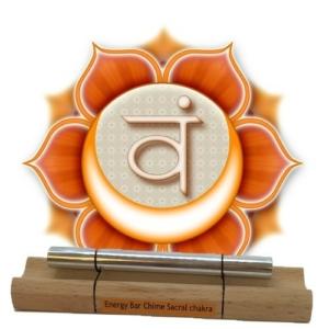Energybar Heiligbeen Chakra voor een herstel van de balans in 2e Chakra