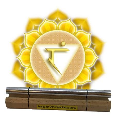 Energybar Zonnevlecht Chakra voor herstel van de balans in 3e Chakra