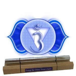 Energybar Keel Chakra voor een herstel van de balans in 5e Chakra