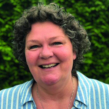 Marianne Leeuwrik - Kolijn, oprichter en eigenaar van de Groene Linde V.O.F.