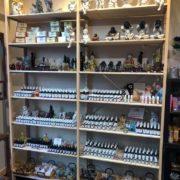 Ruim assortiment geurfrequenties en Remedies van de Groene Linde bij Siepie's in Veghel