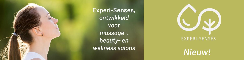 Experi-Senses totaal-pakket voor de wellness Massage branch van de Groene Linde